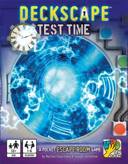 Deckscape: Test Time AJÁNDÉKTÁRGY
