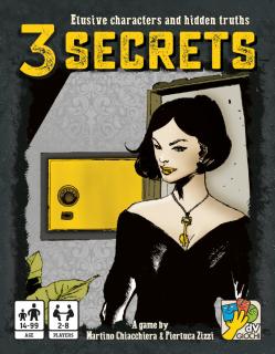 3 Secrets AJÁNDÉKTÁRGY