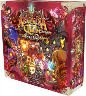 Arcadia Quest: Inferno AJÁNDÉKTÁRGY