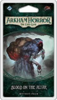Arkham Horror LCG: Blood on the Altar Mythos Pack AJÁNDÉKTÁRGY
