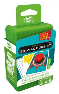 Shuffle - Trivial Pursuit, Csend el a választ! úti társasjáték Ajándéktárgyak