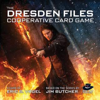 The Dresden Files Cooperative Card Game Ajándéktárgyak