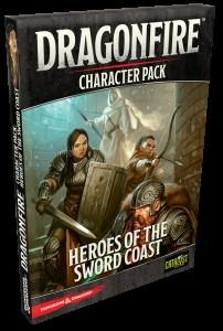 Dragonfire: Heroes of the Sword Coast kiegészítő Ajándéktárgyak