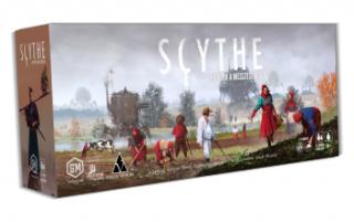 Scythe - Hódítók a messzeségbõl kiegészítõ Ajándéktárgyak