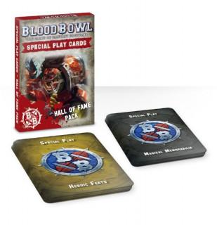 Blood Bowl Cards: Hall of Fame pack AJÁNDÉKTÁRGY
