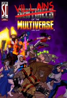 Villains of the Multiverse Ajándéktárgyak