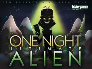 One Night Ultimate Alien Ajándéktárgyak