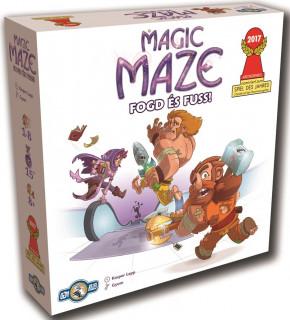 Magic Maze - Fogd és fuss! Ajándéktárgyak