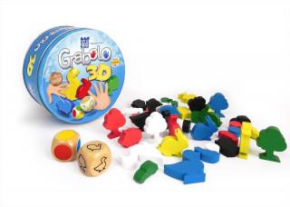 Grabolo 3D Ajándéktárgyak