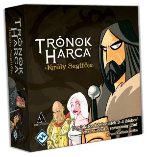 Trónok Harca: A Király Segítője Ajándéktárgyak