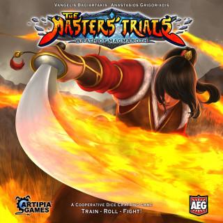 The Masters' Trials: Wrath of Magmaroth Ajándéktárgyak