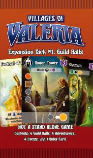 Villages of Valeria: Guild Halls kiegészítõ Ajándéktárgyak