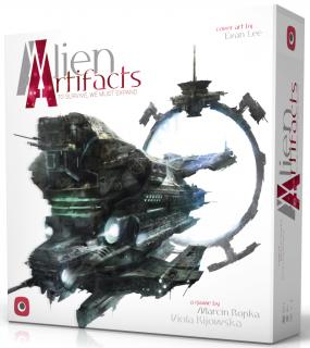 Alien Artifacts AJÁNDÉKTÁRGY
