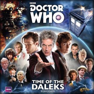 Doctor Who: Time of the Daleks AJÁNDÉKTÁRGY