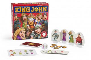 King John Ajándéktárgyak