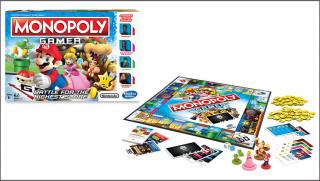 Monopoly - Gamer AJÁNDÉKTÁRGY