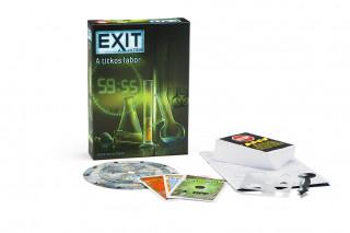 EXIT 2.-A titkos labor AJÁNDÉKTÁRGY
