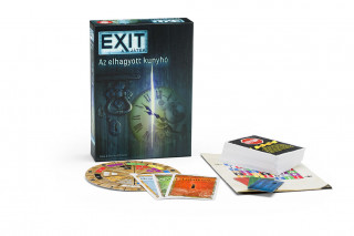 EXIT 1.-Az elhagyott kunyhó AJÁNDÉKTÁRGY