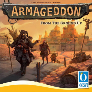 Armageddon társasjáték Ajándéktárgyak