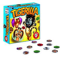 Tigerilla Ajándéktárgyak