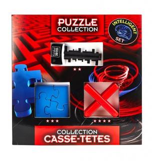 INTELLIGENT Puzzles collection Ajándéktárgyak
