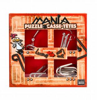 Puzzle Mania - Red Ajándéktárgyak