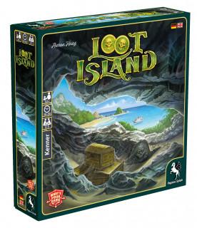 Loot Island Ajándéktárgyak