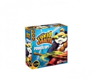 Tokió Királya: Power Up! kiegészítő (2017-es kiadás) Ajándéktárgyak