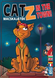 CatZ in the town! -Macskajáték Ajándéktárgyak