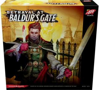 Betrayal at Baldur's Gate AJÁNDÉKTÁRGY
