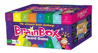 Brainbox - Családi társas AJÁNDÉKTÁRGY