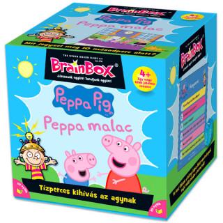 Brainbox - Peppa malac AJÁNDÉKTÁRGY