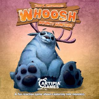Whoosh: Bounty Hunters Ajándéktárgyak