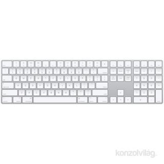 Apple Magic Keyboard billentyűzet magyar kiosztással (numerikus) PC