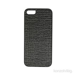 iKin K1316J iPhone 6/6S ezüst kőzetmintás tok PC
