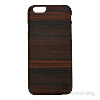 Man and Wood M1417B iPhone 6/6S ébenfa fa tok PC