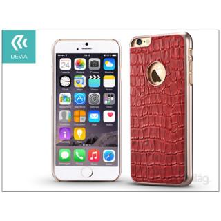 Devia ST967789 Gallery iPhone 6/6S Passion piros hátlap PC