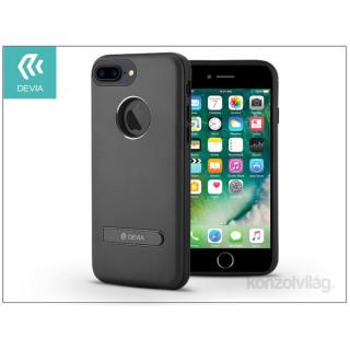 Devia ST995416 iView iPhone 7+ fekete hátlap PC