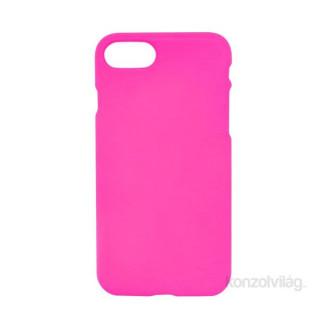 Cellect CEL-NEON-IPH8P-P Neon Collection Prémium iPhone 8 Plus rózsaszín hátlap PC