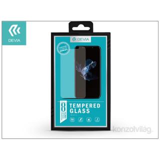 Devia ST300660 iPhone X Crystal hátlapvédő + üveg képernyővédő fólia PC