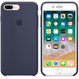 Apple iPhone 7/8 Plus szilikontok éjkék PC