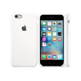 Apple iPhone6s szilikontok fehér PC