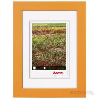 Hama 100067 FOGGIA 10X15 cm narancs fa keret PC