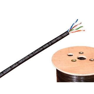 Kültéri Cat.5E UTP kábel 100 méteres dobon PC