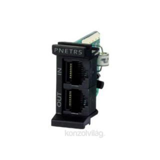 APC PNETR6 Hálózati túlfesz.védő modul 1U magas, CAT6 túlfeszültségvédő PC