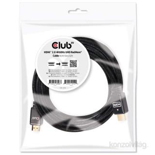 CLUB3D HDMI 2.0 - HDMI 2.0 UHD RedMere 10m kábel PC
