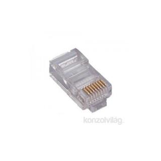 Cat.6 UTP 8P8C dugó fali kábelhez PC