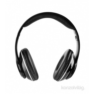 GoGEN GOGHBTM41BR Bluetooth fekete fejhallgató headset PC