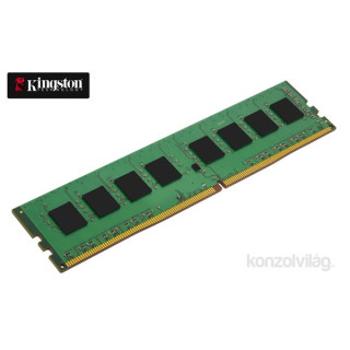 Kingston 4GB/2400MHz DDR-4 Non-ECC 1Rx16 (KVR24N17S6/4) memória PC