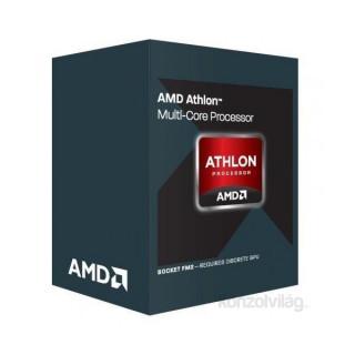 AMD Athlon-II X4 FM2 (870K) box processzor PC